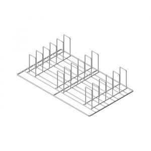 1/1 GN Rib oven grid